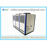 Quality -15C 30hp 10 tr 10 tons Glycol Water Solution Brewery Glycol Chiller for sale