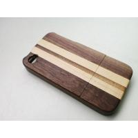 Iphone Wood Hard Shell Case With Walnut & Maple Mixed Strip Manufactures
