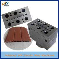 WPC Wood Plastic Composites Wall Panel Extrusion Mould Tool Manufactures