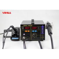 3 in 1 BGA Rework Station YIHUA 968DB+ four buttons with Smoke Absober Manufactures