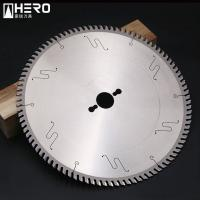 Customized Slient Lines Universal Saw Blade Quiet Cutting For Laminate Board Manufactures