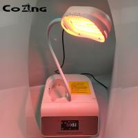 China Blue and red light therapy kills acne-causing bacteria without damaging the skin on sale