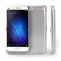 4200Mah Backup Battery Pack Phone Case , Rechargeable Phone Case For Xiaomi Phone Manufactures