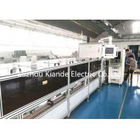 Busway Busbar Fabrication Machine , Automatic Busbar Inspection Machine Manufactures