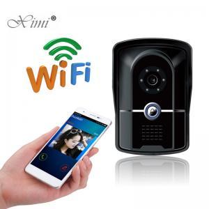 110 - 240 V Wireless Intercom Doorbell , 0.47 Kg Villa Home Video Intercom Manufactures