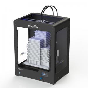 DE Plus CreatBot Large Industrial 3d Printer Metal Case With Touch Screen Manufactures