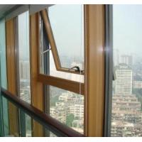 Wood Clad Aluminum Curtain Wall Awning Window (AW-020) Manufactures