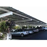 Car Shed PV Carport Solar Systems Solar Panel Racking Systems Renewable Energy Manufactures