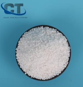 Industrial 99.0% Sio2 White Quartz Sand Quartz Plate Material Manufactures