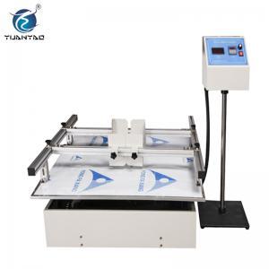 China 10HP Motor Vibration Testing Equipment Analog Carton Box Shippping Transportation on sale