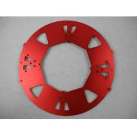 China Aluminium plate Computer Numerical Control CNC Aluminum Parts for multicopter on sale