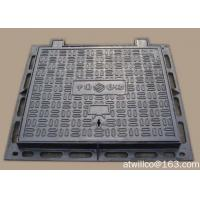 China Cast Iron Manhole Cover with higher cost performance made in china for export with low price  on sale on sale