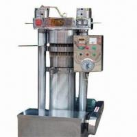 China Sesame Oil Press Machine with High Efficiency on sale