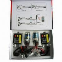 AC HID Conversion Kit with 4,300 to 12,000K Color Temperature and 3,000 Hours Lifespan Manufactures
