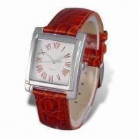 Fashionable Quartz Analog Watch with Japanese Movement Manufactures
