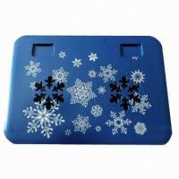 Notebook and Laptop Cooling Pad with 80 x 15mm Fan, Measures 340 x 245 x 30mm Manufactures