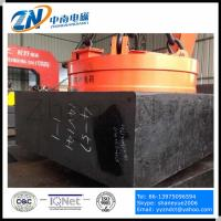 Dia-1800 mm Circular Lifting Electro Magnet for Steel Thick Plate Lifting MW03-180L/1 Manufactures