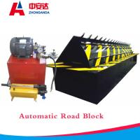 Anti Terrorist Hydraulic Automatic Remote Control Parking Blockers For Vehicle Access Control Manufactures