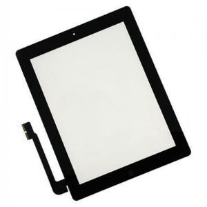 Anti-Fingerprint Ipad LCD Screen For Ipad 3 Digitizer/Touch Screen Black