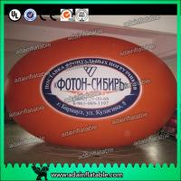 China Advertising Inflatable Helium Ball with Full digital printed for lifting persons on sale