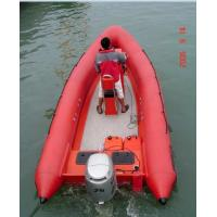Hypalon/PVC Rigid Hull Inflatable Boat (RIB) Manufactures