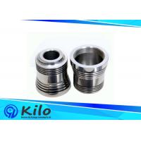 OEM Iron Hot Stamping CNC Precision Machining Metal Parts For Telecommunications Manufactures