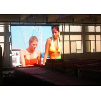 China Outdoor Advertising Outdoor LED Billboard P6 LED Display For Buildings 27777 Pixels / SQM on sale