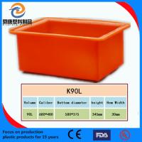 China injection plastic crate mould/mould for crate/turnover box mold on sale