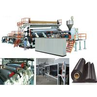 Roofing PVC Sheet Extrusion Line PVC Sheet Blister Packaging Calender Machine Manufactures