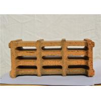 Light Yellow Color Fireproof Clay Bricks Good Thermal Shock Resistance Manufactures