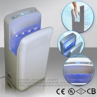 Hand Dryers Automatic HEPA Filter Jet Hand Dryer Dyson Style Airblade Hand Dryer Manufactures