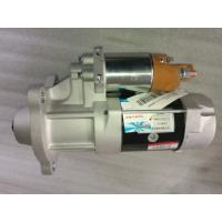 Quality shanghai SC9DK diesel engine starter motor S00013524+01 for truck crane QY30 or RP953E for sale