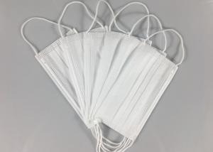 Daily Protection FDA Nonwoven Triple Layer Earloop Face Mask Manufactures