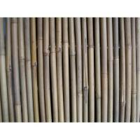 China Drilled Bamboo Fence on sale