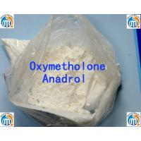 Muscle Gaining Raw Steroid Powders Oxymetholone Anadrol CAS 434-07-1 Manufactures