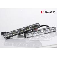 Waterproof 24V Auto LED Daytime Running Lights For Audi / Bmw / Ford Manufactures