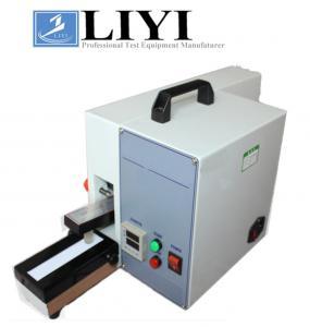 Color Fastness Textile Testing Equipment / Power - Driven Crock Meter Manufactures