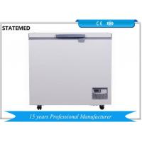 Buy cheap Chest Type Ultra Low Temperature Freezer -40 Degree With Different Capacity from wholesalers