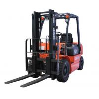 JAC Diesel Forklift Truck Lifted Diesel Truck 2 Ton Loading Capacity With Isuzu Engine for sale
