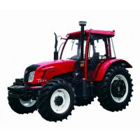 Professional Four Wheel Tractor DF-1254 125 HP 4WD Farm Tractor For Agriculture Manufactures