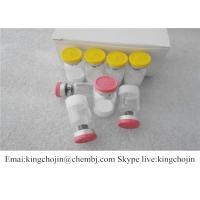 Bodybuilding Lyophilized Peptide CJC1295 with DAC for Muscle Enhance