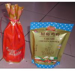 Coffee / Rice Plastic Bag Packaging , Printed Snack Bag Packaging Manufactures