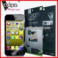 for iPhone 5 Screen Protector Clear and matte screen protectors for iPhone 5G (paypal/OEM accepted)