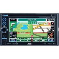 JVC KW-NT3HDT Car Video Receiver with GPS Manufactures