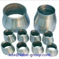 Quality ASTM A403 / A403M WP321 ASME B16.9 Stainless Steel Concentric / Eccentric reducer for sale
