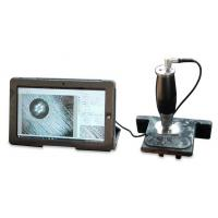 Portable Brinell Measurement Software BrinScan with 0.5X Microscope and Tablet Manufactures