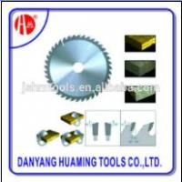 Quality HM-67 Aluminum Cutting Tct Saw Blade for sale