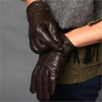 Men′s Fashion Leather Gloves (MF2) Manufactures