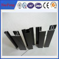 wholesale price aluminium sliding door profile, aluminium profile for glass Manufactures
