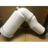 3mm Thickness Toilet Pan Connector PVC Water Fitting Corrosion Resistance Manufactures